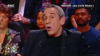 Ardisson déchainé tire à balles réelles sur Macron et le système