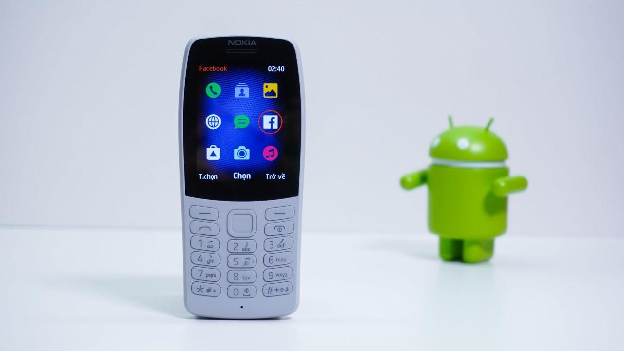 Mở hộp và trải nghiệm chi tiết Nokia 210: giá rẻ 779k, bàn phím bấm êm, hoàn thiện tốt | LKCN
