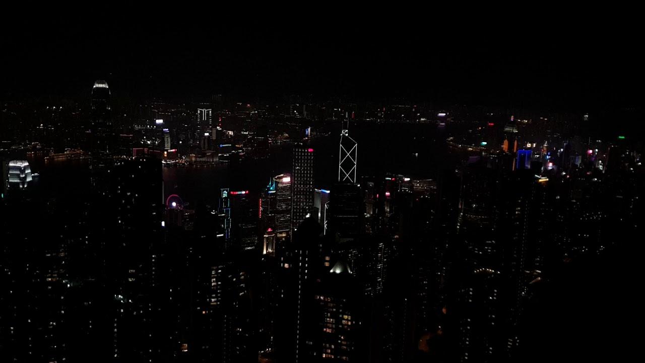 Samsung Galaxy S9+ 夜間錄影(專業模式) - YouTube