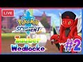 [Ger] Pokémon Schwert Zauber-Wedlocke Stream! Teil 2 | PokéBazi