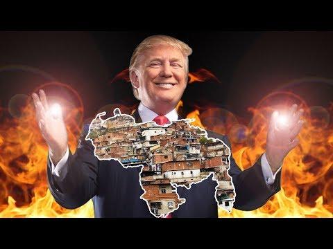 MILITARES TUKIS CHAVISTAS VS MARINES Y TRUMP! ESTO PASARA SI VENEZUELA ES INVADIDA POR EE.UU!