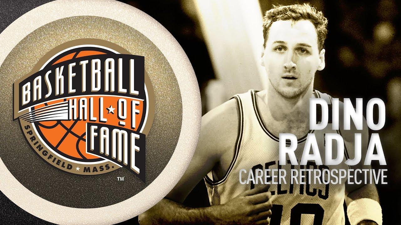 Dino Radja   Hall of Fame Career Retrospective