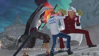 【PS4】 One Piece 海賊無双3 - 第4章 第4話 ・終戦(後編)