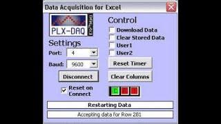 plx daq download