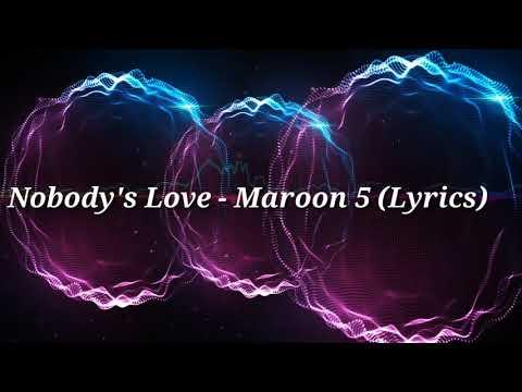 Maroon 5 Nobody S Love Lyrics Youtube Tom and jerry {nobody loves me ☹} sad. youtube