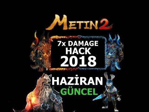Metin2 TR Pro V1(7x Damage & Mobber & Çekme Hilesi) - CKR HACK (HAZİRAN 29.06.2018)