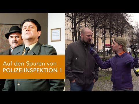 Paddy auf den Spuren von POLIZEIINSPEKTION 1