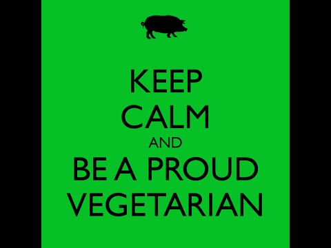 Be Vegetarian for Good and Longlasting Healthy Life