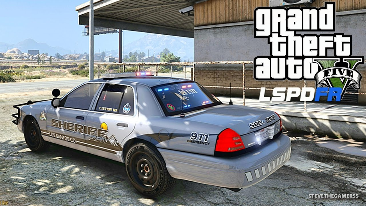 LSPDFR #465 THE ALMOST K9 PATROL !! (GTA 5 REAL LIFE POLICE MOD)