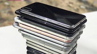 Bizim Masa Sağlammış: Tüm iPhonelar Aynı Masada! iPhone Kameraları Nerden Nereye Geldi?