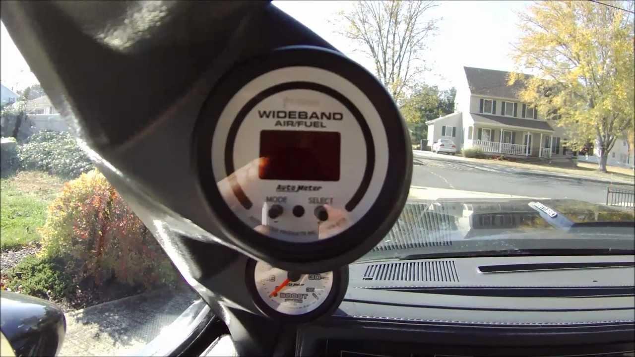auto meter air fuel gauge wiring diagram [ 1280 x 720 Pixel ]