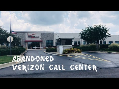 Exploring An Abandoned Verizon Call Center | Huntsville Alabama