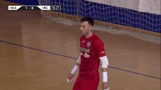 NOVO VRIJEME APFEL vs VRGORAC 2:0 (prva utakmica, finale, 1. HMNL 18/19)