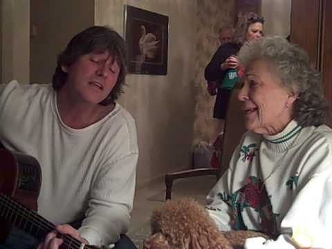 Singing Silver Bells with Mom- Take 1