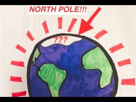 A Quantumly Revised History of the North Pole aka Shapeshifting Pole (Mandela Effect)