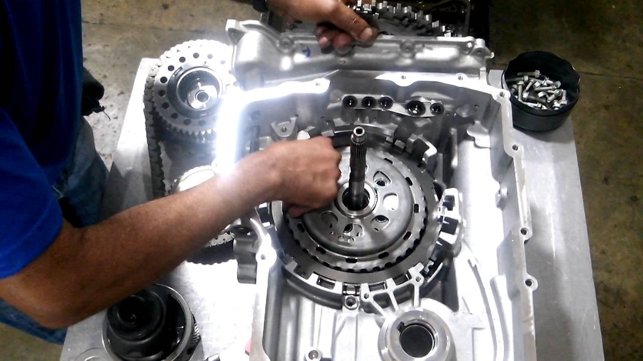 6t40 transmission repair manual