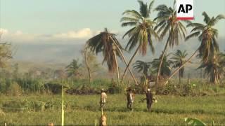 Haiti farmers lose all crops to Matthew