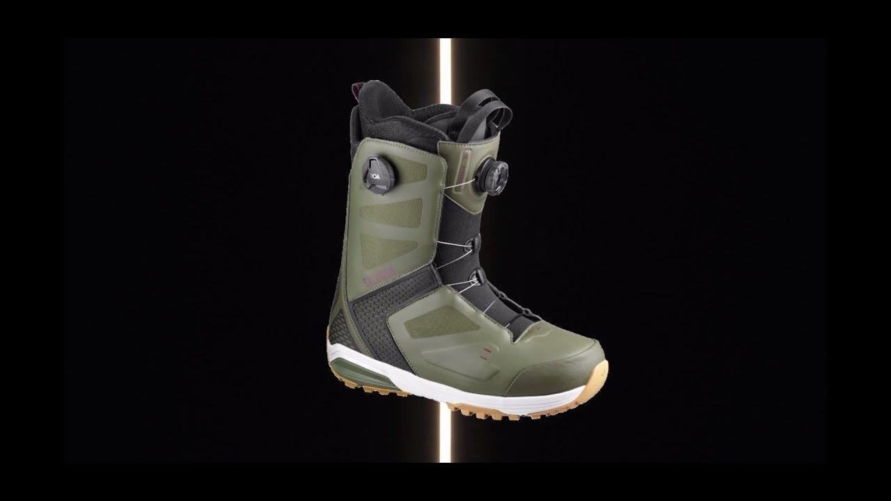DIALOGUE FOCUS BOA Boots Snowboard Equipment Men