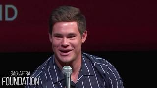 Adam Devine on the first time he met Danny McBride