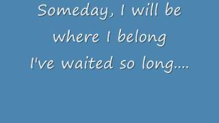 Someday by pat monahan