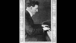 "Josef Lhevinne plays Sinding ""The Rustle of Spring"""