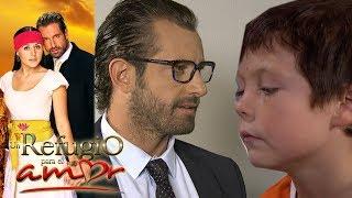 Un refugio para el amor - C.150: ¿Rodrigo encuentra a su hijo?