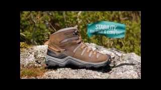 Keen Gypsum Mid Walking Boots - Waterproof, robust, hiking boots. Thumbnail