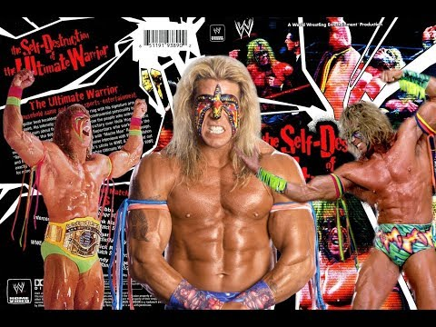 THE REAL SELF DESTRUCTION OF THE ULTIMATE WARRIOR - SIJW