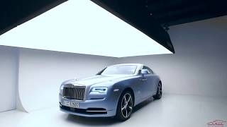 Rolls Royce Wraith @ Auto Mystique Car Care (AMCC) [HD]