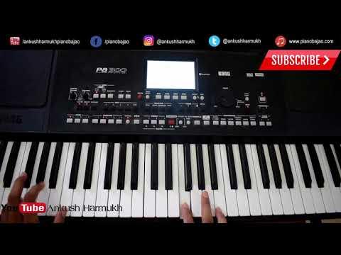 Dil Ka Rishta Bada Hi Pyara Hai Piano/Keyboard Tutorial
