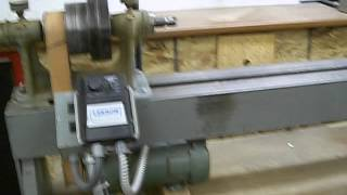 Build Your Own Wood Lathe - Being Frugal Is A Good Thing