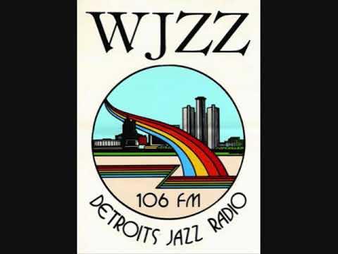 WJZZ Jazz 106 Detroit Mid90s 2B