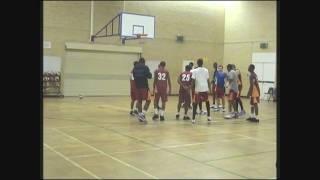 Alex Hassan Highlights - Dartford Grammar Basketball 09/10