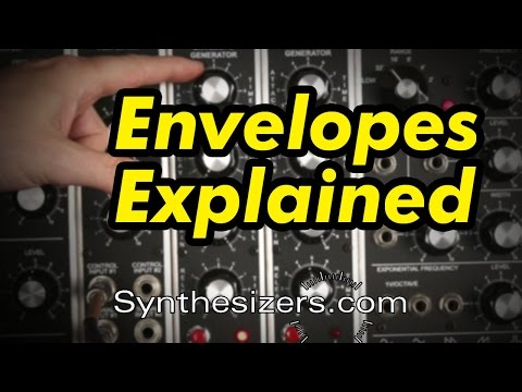 Envelopes tutorial - Synthesizers.com