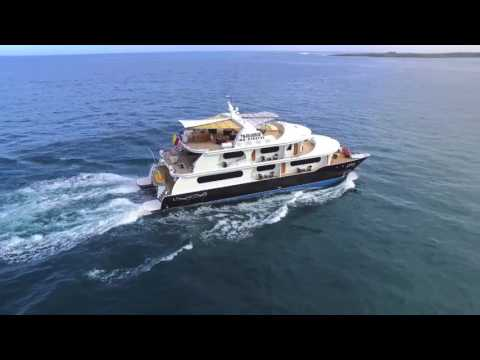 Petrel - 16 guest deluxe class Galapagos Expedition Yacht