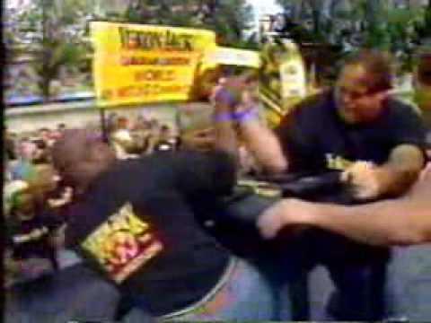 Cleve Dean vs Gary Goodridge 94 Yukon Jack
