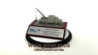 Oilfield Wireline Logging Truck Rig JHM#219 Well Services