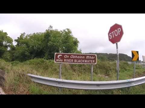 2 K Open Water Swim In Blackwater River Co.Cork Ireland