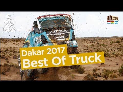 Dakar 2017 - best of truck
