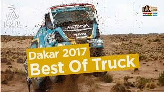 Best Of Truck - Dakar 2017