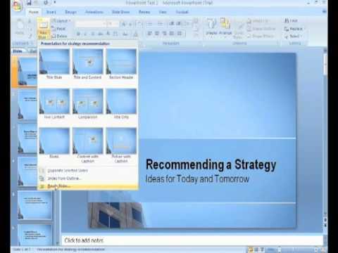 powerpoint 2007 templates