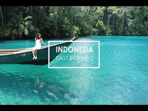 Traveling Indonesia - East Borneo  (2015) - Derawan, Kakaban, Labuan Cermin, Berau.