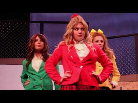 Up and Coming Theatre Presents: Heathers The Musical