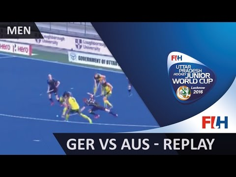 Germany v Australia - Men's Hockey Junior World Cup Lucknow