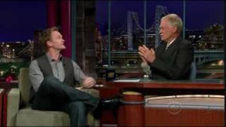 NPH on Letterman