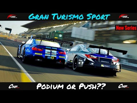 GT Sport - Podium or Push? (New Series)