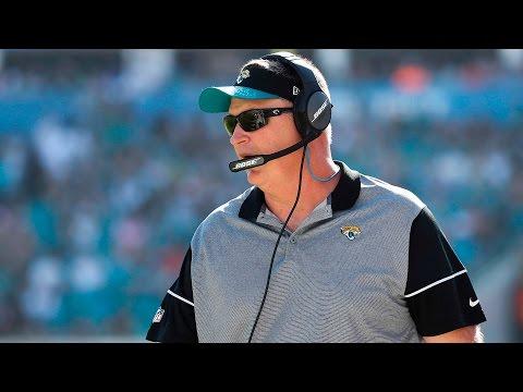 NFL Monday QB: Jaguars hire Doug Marrone as head coach