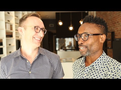 Billy Porter and Husband Adam Smith on Their New Store for Eyewear Company Native Ken