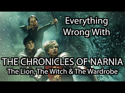 Episode #39: Everything Wrong With The Chronicles Of Narnia - The Lion, The Witch & The Wardrobe