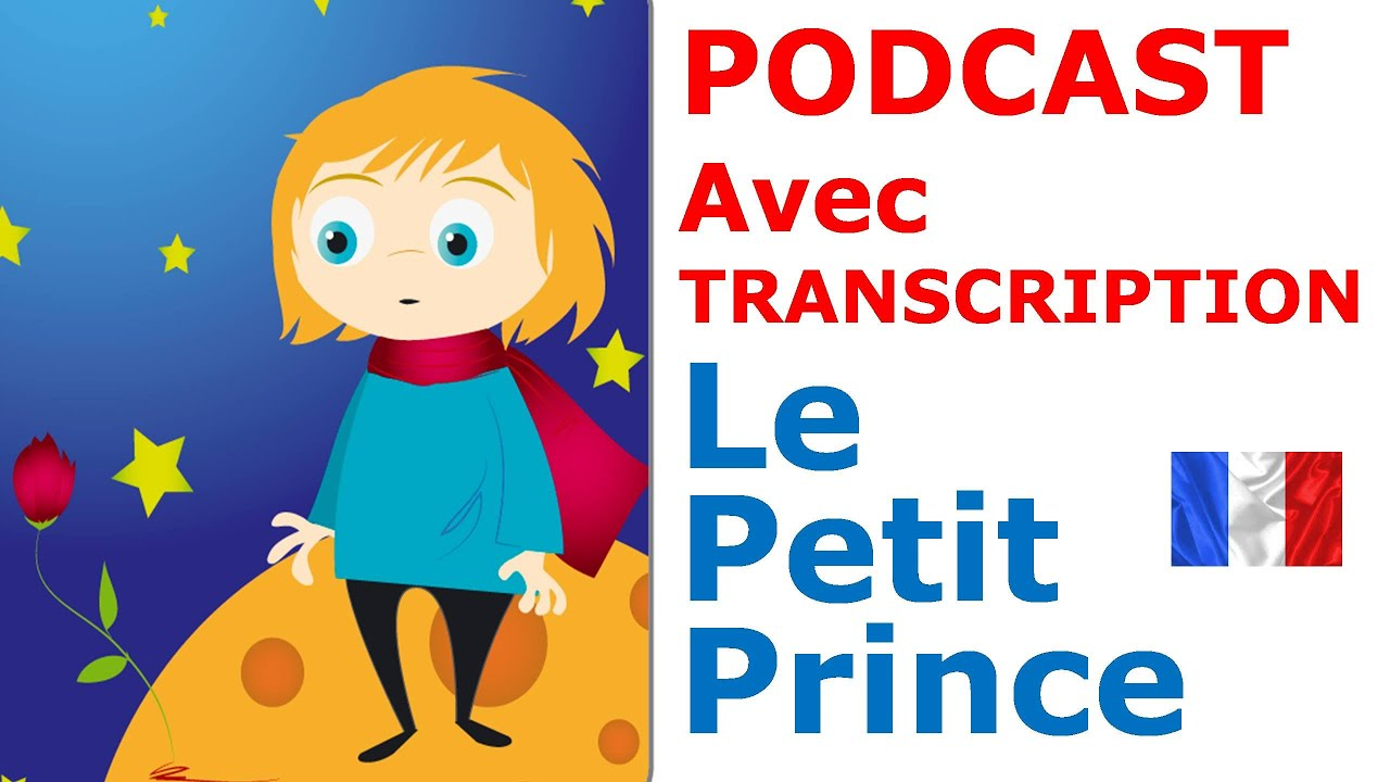 Easy French Podcast The Little Prince